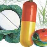 Синтетические и натуральные витамины